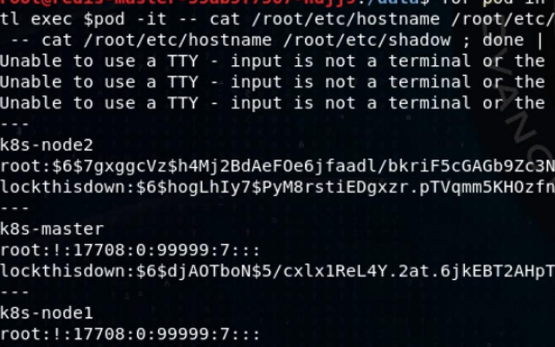 kubectl logs exec format error